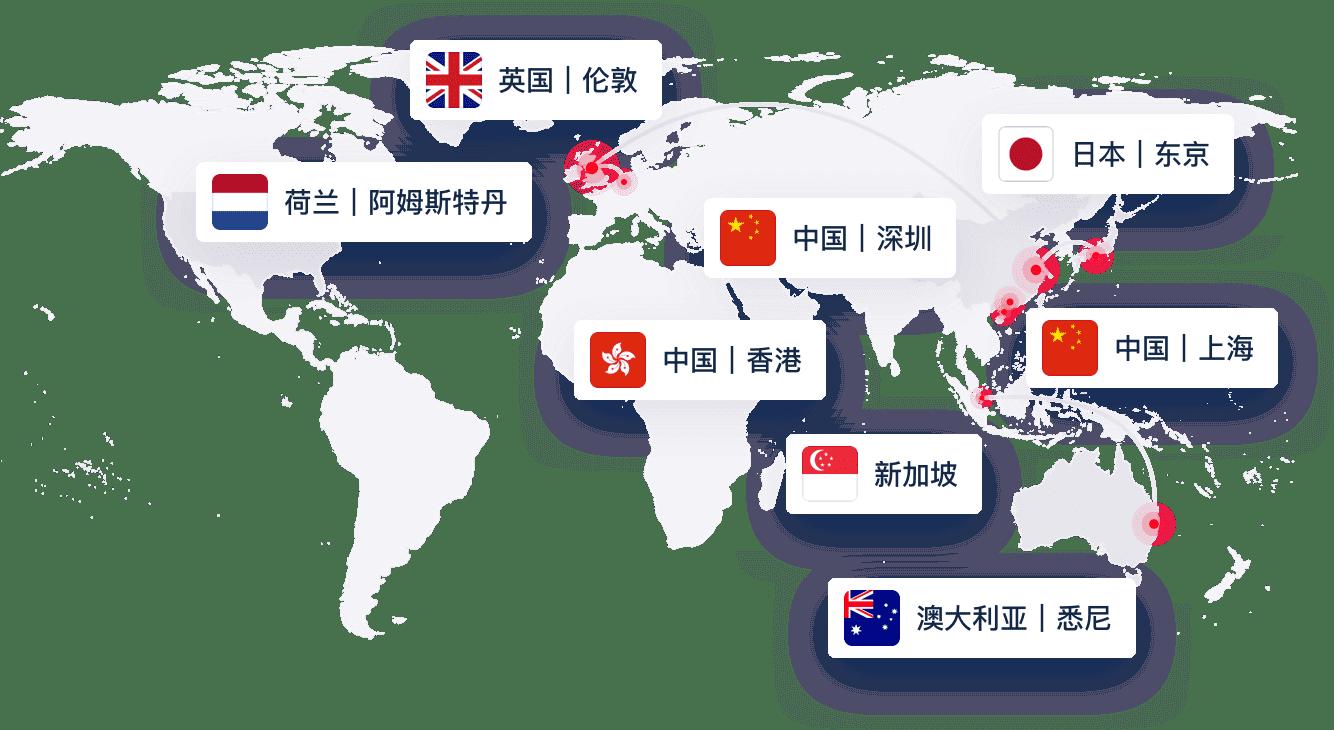 全球协作,金融服务无边界