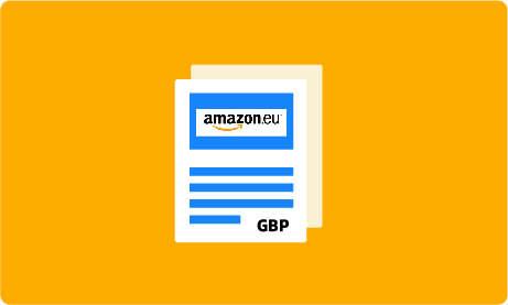 Amazon EU-GBP 收款账户绑定指南